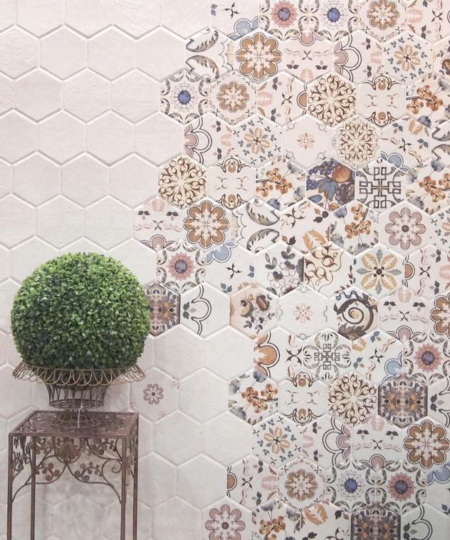Tendencias en revestimientos de paredes interiores dogares for Revestimiento ceramico paredes interiores